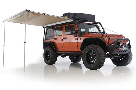Retractable Roof Awnings Jeep Camping Gear Campers Amp Trailers