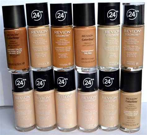 Revlon Colorstay revlon colorstay foundation lvory beige buff