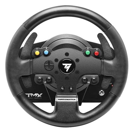 volante feedback thrustmaster tmx feedback racing wheel