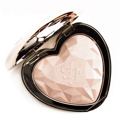 too faced love light highlighter swatches too faced love light prismatic highlighter highlighter