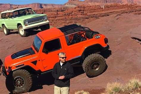 Easter Jeep Safari 2020 by 2018 Easter Jeep Safari The Best Jeep Concepts From Moab