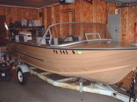 old aluminum boat restoration 8 best old thompson wooden boats images on pinterest
