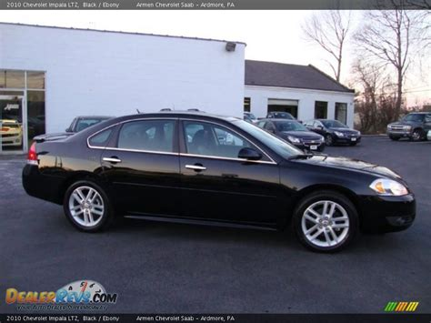 2010 chevrolet impala ltz 2010 chevrolet impala ltz black photo 7