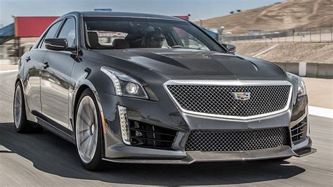 How Many Will A Cadillac Cts Last 2016 Cadillac Cts V 2015 Best Driver S Car