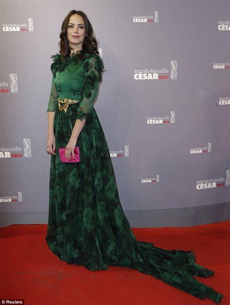 Emerald Black Syari berenice bejo and marion cotillard wow in dresses