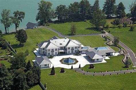 Villa Schweiz by Landhaus M 252 Ller Natursteinwerk