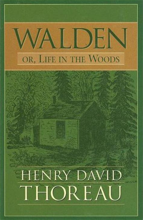 walden book list walden by henry david thoreau todd rubin