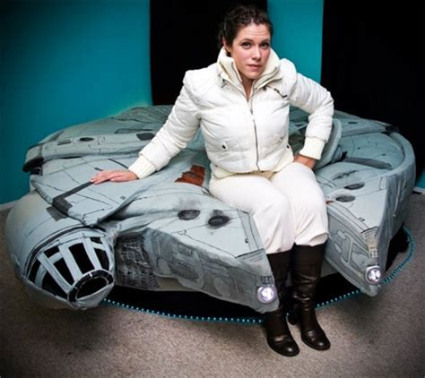 millennium falcon bed star wars millennium falcon bed