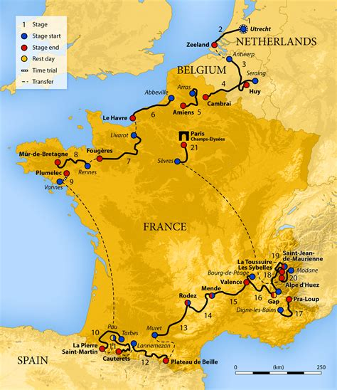 tour de 2015 tour de stage 12 to stage 21