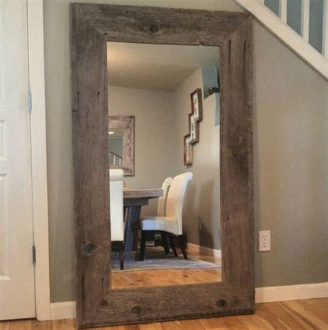 Large mirror for