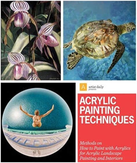 acrylic painting ebook today s arts helpful photo painting watercolor and
