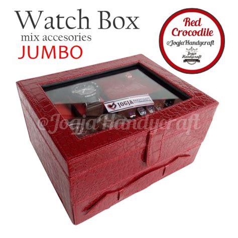 Gelang Tangan Mix kotak jam tangan sport mix tempat perhiasan luxury