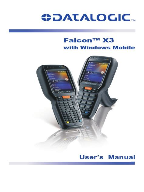 Falcon X3 Mobile User Manual Usb Battery Charger