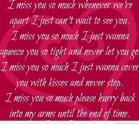 u quotes i miss you quotes