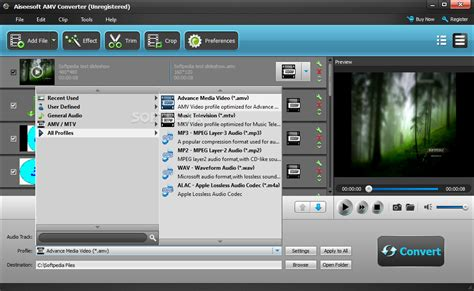 format video amv aiseesoft amv converter download