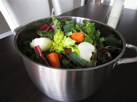 Detox Vegetable Stock by Nutrient Rich Vegetable Broth Recipe Winter Cleanse