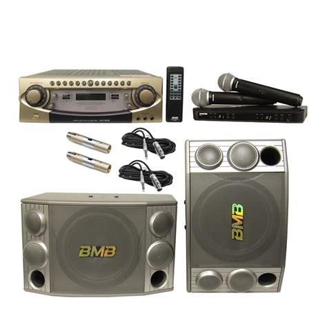Speaker Karaoke Bmb bmb dar 800ii lifier csx 1000 speakers