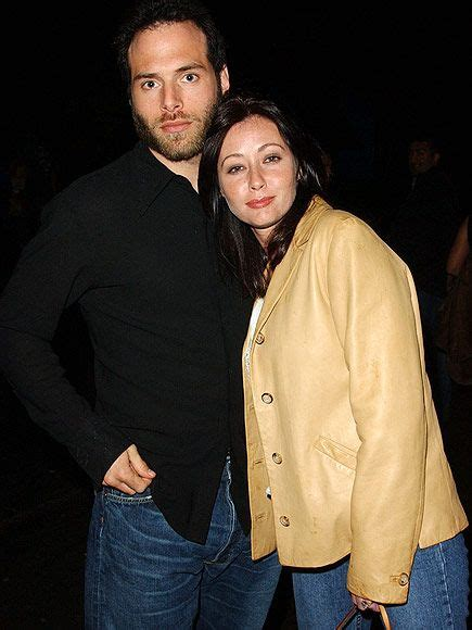 And Rick Salomon by Rick Salomon And Shannen Doherty Couples
