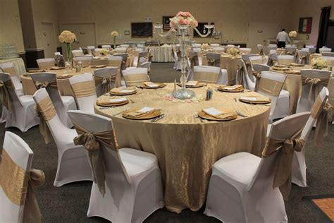 hire tablecloths and chair covers am linen rental now offers the convenience of