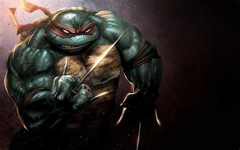 raphael teenage mutant ninja turtles wallpapers hd