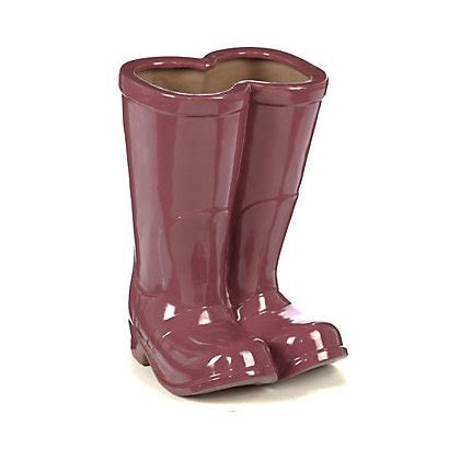Welly Boot Planter by Wellington Boot Planter Medium At Homebase Be