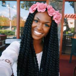 twisted hair for chrochet how to crochet havana twists for a protective style