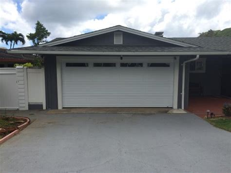 Overhead Door Hawaii Garage Doors Hawaii Garage Door