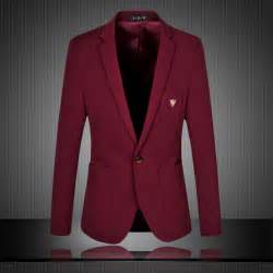 color blazer mens blazer 2015 new suits jacket for solid