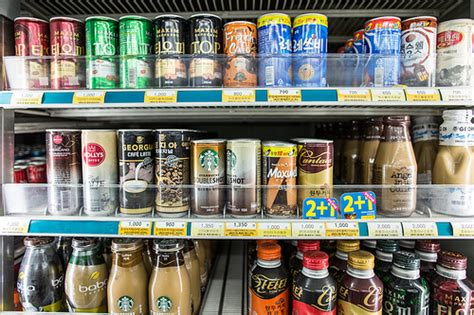 Coffee Di Korea 5 minuman terfavorit di toko kelontong korea inikpop