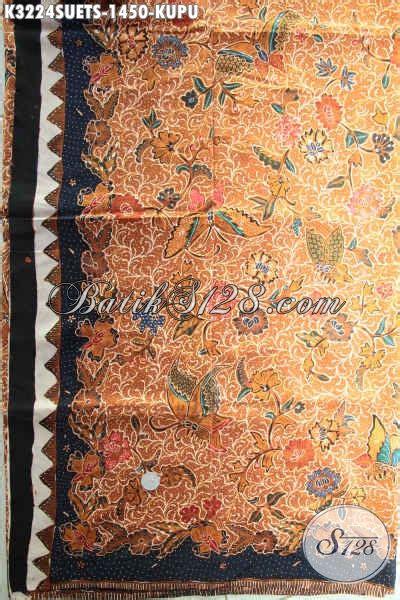 Celana Motif Bahan Crepe koleksi terkini kain batik mewah bahan busana formal