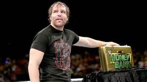 Who Win Money In The Bank - 5 reasons dean ambrose should win wwe money in the bank 2016
