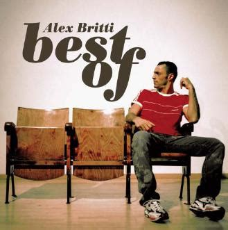 accordi la vasca alex britti best of album 2011 testispartiti