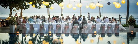 weddings bali garden beach resort hotel accommodation
