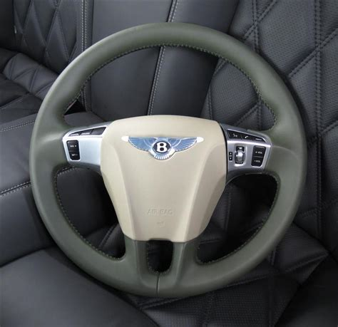 bentley steering wheel at bentley gt 3 spoke steering wheel bentley conversions
