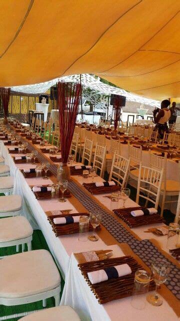 modern african traditional wedding decor wedding