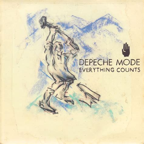 everything counts depeche mode everything counts used vinyl high