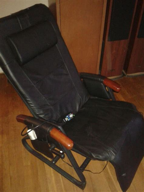 inversion recliner tony destress ultra inversion recliner chair with heat