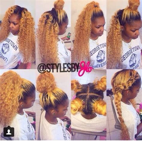 middle pattern haircuts 20 vixen sew in weave installs we are totally feeling on