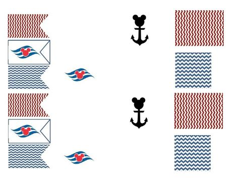 8 best images of disney cruise templates printables disney cruise name tag template disney