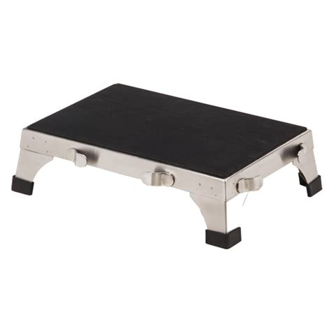 stainless steel stacking step stool by mid central stainless steel stacking stools stainless steel step