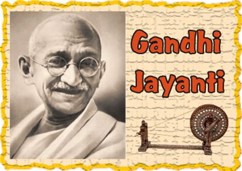 ᐅ top 21 gandhi jayanti images, greetings and pictures for