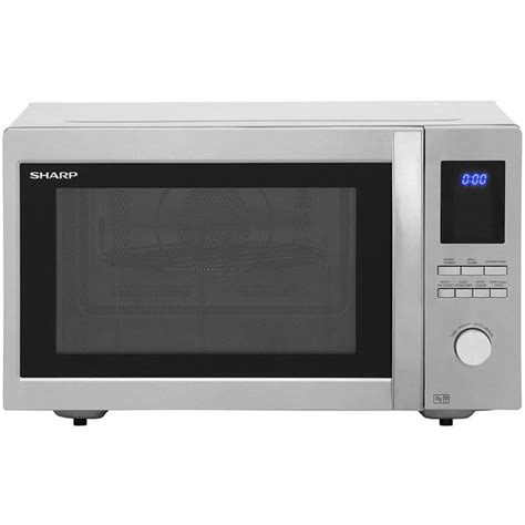 Sharp Microwave Oven Grill 1000 Watt R 728w In R728 In sharp microwave r982stm 1000 watt microwave free standing silver new from ao ebay