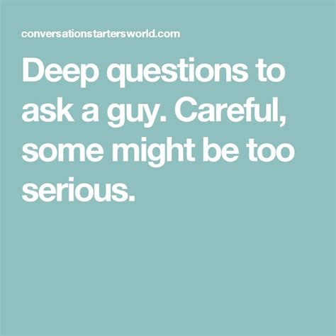 7 Things To Ask Yourself Before Dating A by Best 25 Questions Ideas On