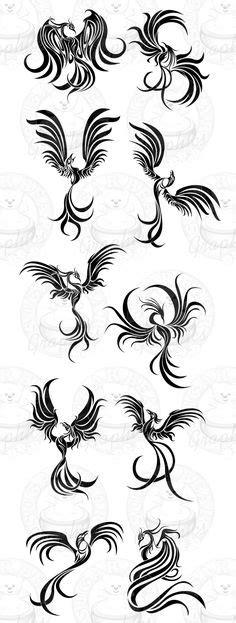 phoenix tattoo vorlagen kostenlos positions