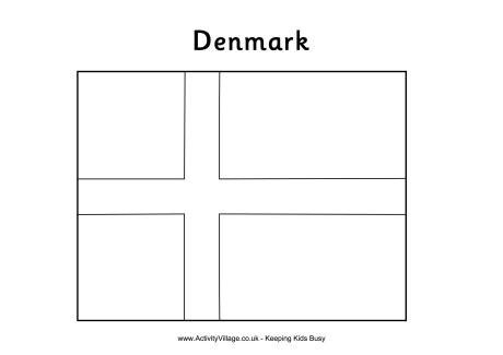 denmark map coloring page denmark map free colouring pages