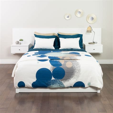 headboard with nightstands floating headboard with nightstands in beds and