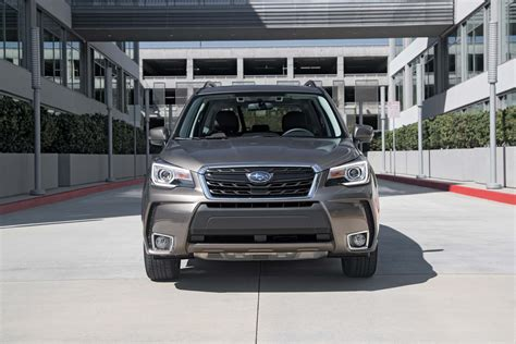 subaru forester touring 2017 2017 subaru forester 2 0xt touring first test motor