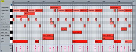 house music drum pattern beats dissected diverse drum beat tutorials from attack magazine ableton