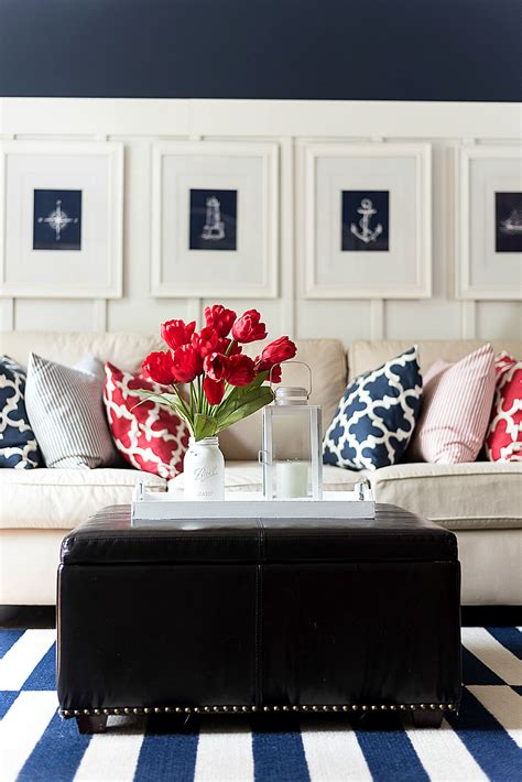 Decorating Ideas Red White Blue White Blue Decorating Ideas Www Indiepedia Org