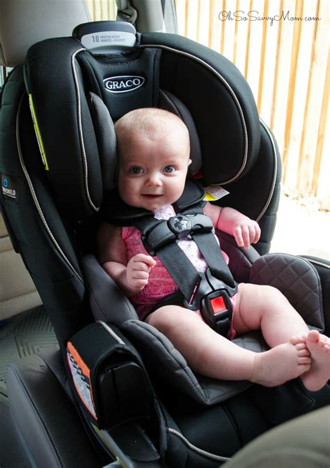 6 month baby big for car seat graco extend2fit 3 in 1 convertible car seat review